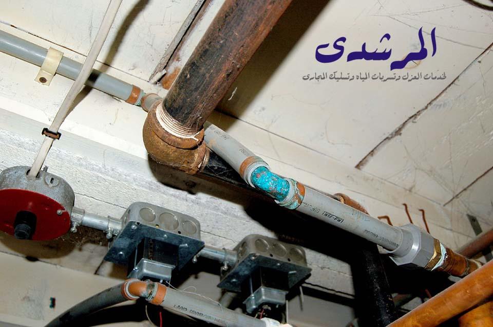 شركة كشف تسرباتالمياهبالرياض